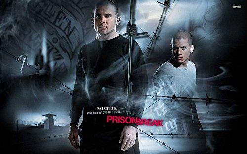 POSTER PRISON BREAK 100X70CM