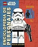 LEGO Star Wars. Enciclopedia de personajes actualizada: with Exclusive Darth Maul Minifigure