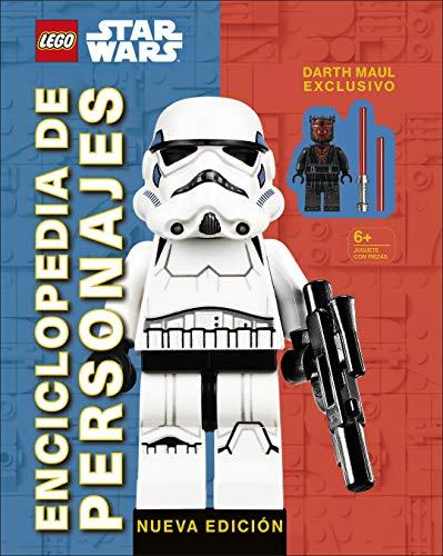 Lego Star Wars Enciclopedia De Personaj