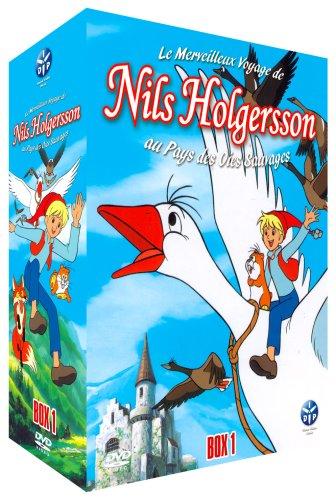Nils Holgersson-Partie 1-Coffret 4 DVD-VF