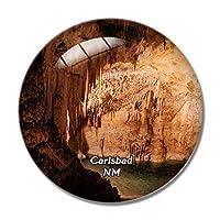 カールスバッド洞窟ニューメキシコ米国冷蔵庫マグネットホワイトボードマグネットオフィスキッチンデコレーション