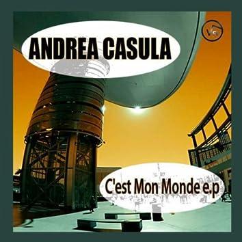 C'EST MON MONDE EP
