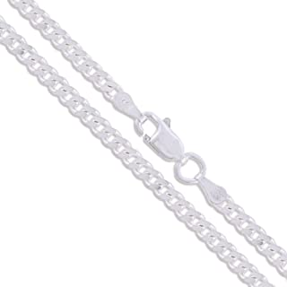 sterling silver chain link