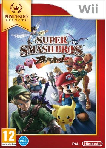 Super Smash Bros Brawl [Importación Francesa]