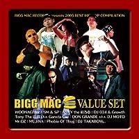 BIGG MAC VALUE SET