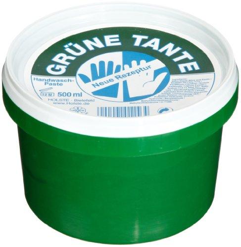 Grüne Tante Handwaschpaste  500 ml, 2er Pack (2 x 500 ml)