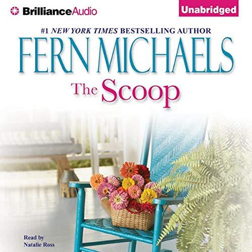 The Scoop audiobook cover art