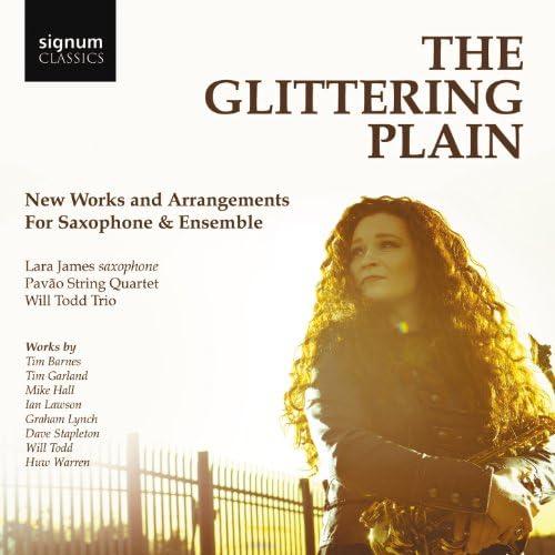 Lara James, Pavão String Quartet & Will Todd Trio