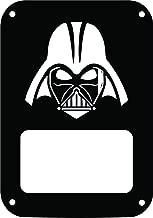 JeepTails Star Wars Darth Vader - Jeep JK Wrangler Tail Lamp Covers - Black - Set of 2