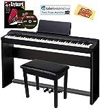 Best Digital Pianos - Casio Privia PX-160 Digital Piano Bundle with Casio Review