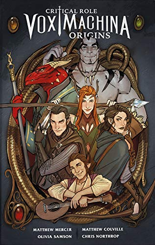 Critical Role: Vox Machina Origins (German Edition)