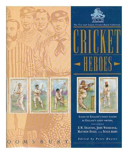 Test and County Cricket Board Collection of Cricket Heroes