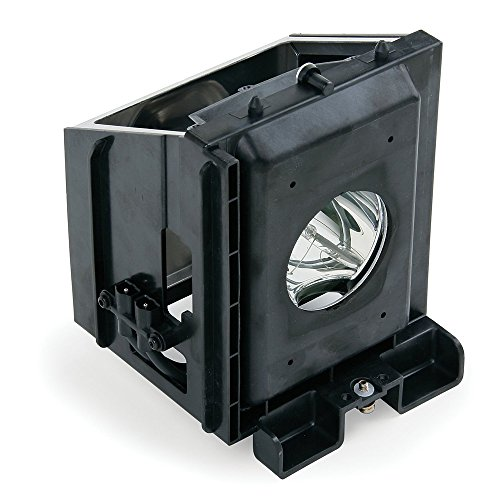 Samsung HLP5663W Rear Projector TV Assembly with OEM Bulb and Original Housing