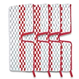 4 Pack Washable ProMist MAX Microfiber Refill Spray Mop Pads Compatible with...