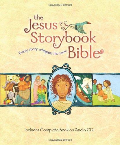 Jesus Storybook Bibleの詳細を見る