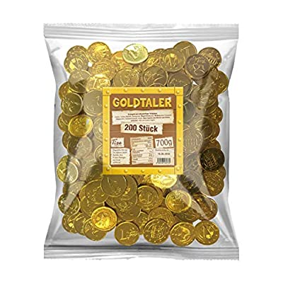 parade favours - carnival, party, 200 piece gold coins - euro coins chocolate Parade Favours – Carnival, Party, 200 Piece Gold Coins – Euro Coins Chocolate 51B7no3eQAL