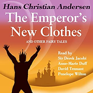 The Emperor's New Clothes and Other Fairy Tales cover art