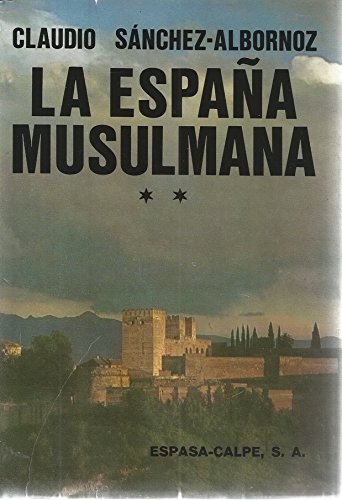 España musulmana, la.; tomo 2