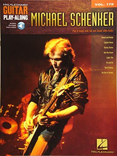 Guitar Play-Along Volume 175: Michael Schenker: Noten, CD, Play-Along für Gitarre