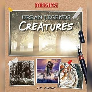 Creatures (Origins: Urban Legends) cover art