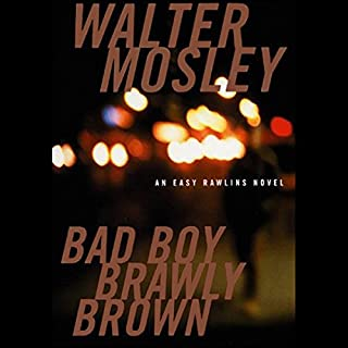 Bad Boy Brawly Brown audiobook cover art