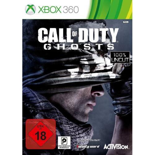 Call of Duty: Ghosts (100% uncut) [Edizione: Germania]