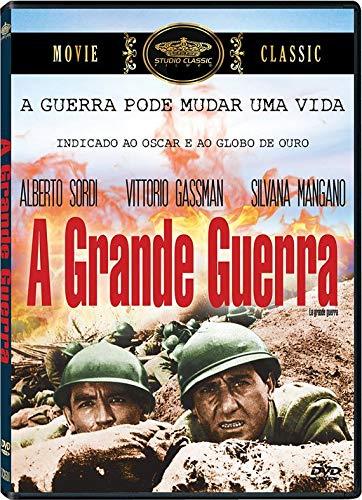 DVD - A Grande Guerra