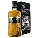Highland Park Viking Honour Single Malt Scotch Whisky - Whisky Escoces de 12 Años, 40%, 700 ml