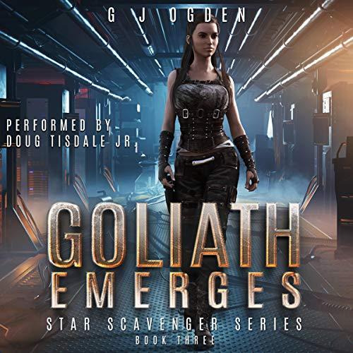 Goliath Emerges cover art