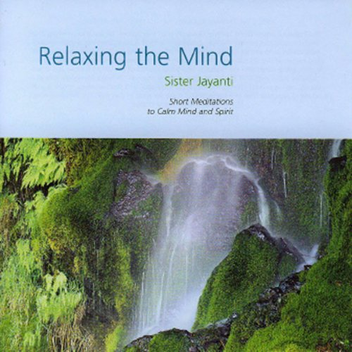 Relaxing the Mind audiobook cover art