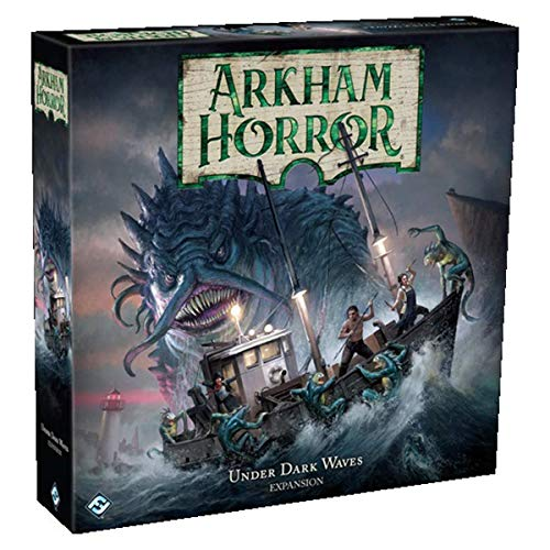 Fantasy Flight Games Arkham Horror Third Edition: Under Dark Waves