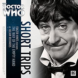 Doctor Who - Short Trips - The Way of the Empty Hand cover art