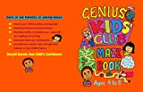 Mazes for Kids Aged 4 to 8: Fun Activity Book to Help Increase Your Childs IQ (Genius Kids Club) (English Edition)