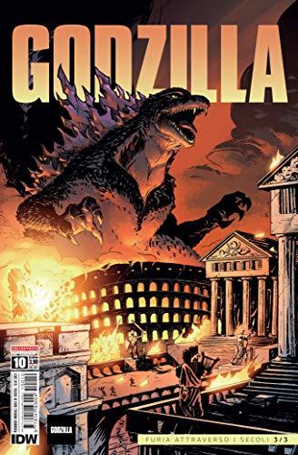 Godzilla. Furia attraverso i secoli 3/3 (Vol. 10)