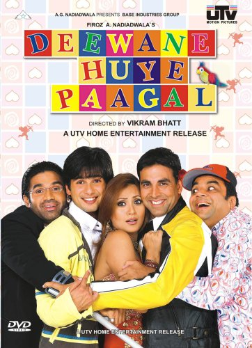 Deewane Huye Paagal [2005] [UK Import]