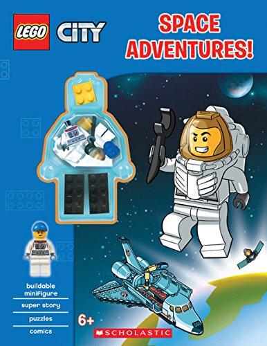 SPACE ADV-ACTIVITY BK (Lego City)