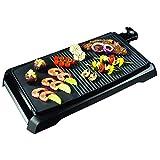 Venga! VG GR 3000 - Piastra/Plancha Teppanyaki con temperatura regolabile e...