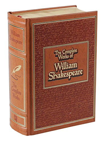 Compare Textbook Prices for Complete Works of William Shakespeare Leather-bound Classics Lea Edition ISBN 9781626860988 by Shakespeare, William,Cramer, Michael A.