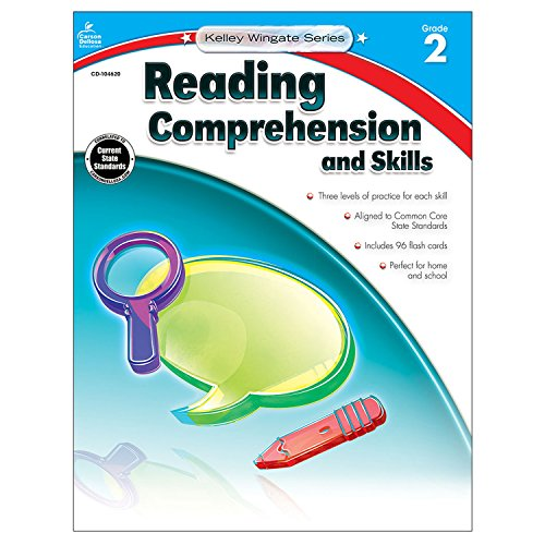 Reading Comprehension and Skills, Grade 2 (Kelley Wingate)