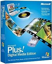 Microsoft Plus Digital Media Edition - Old Version