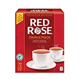 Red Rose Orange Pekoe Tea Bags 72ct, (Imported from Canada)