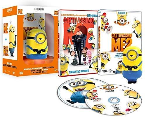 Cattivissimo Me Boxset (2 Dvd+Stressball)