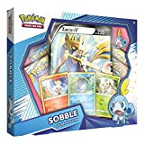 Pokemon TCG: Galar Collection Sobble Box | 4 Booster Pack, Multicolored