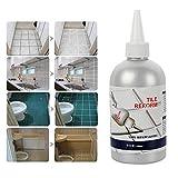 Revolutionary Tile Fix Filler Tile Reform Tile Gap Refill Agent Grout Sealer,Waterproof,for Bathroom