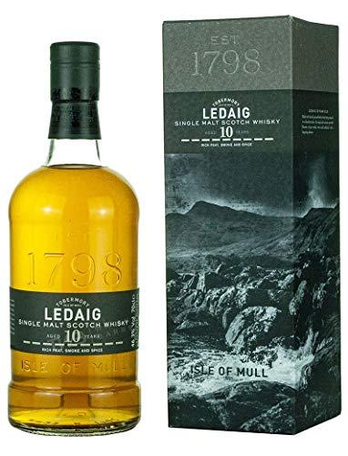 Ledaig 10 Jahre Island Whisky 0,7l ( 50,85 EUR / Liter)