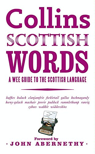 Scottish Words: A wee guide to the Scottish language: A Wee Guide to Scots