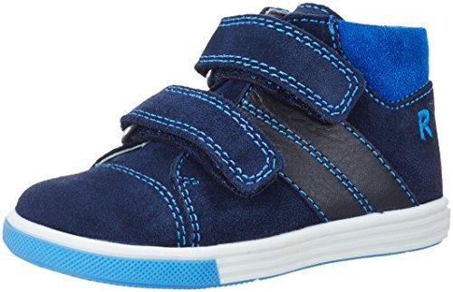 Richter Kinderschuhe Sing Sneaker, Blau (Atlantic/Lagoon), 22 EU
