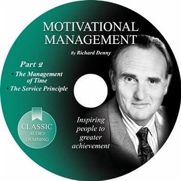 Motivational Management, Pt. 2