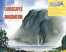 Painting Landscapes from Your Imagination (A Fold Out and Follow Me Project Book)
