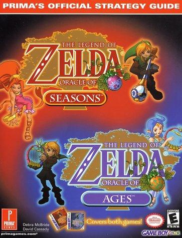 Legend of Zelda: Oracle of Seasons & Oracle of Ages: Oracle of Seasons and Oracle of Ages - Official Strategy Guide